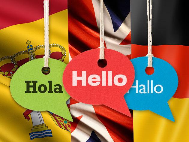NYELVTANFOLYAM - angol, német és spanyol 8 hetes, 32 órás képzések - Tanulj az Élő Nyelvek Szemináriumában!