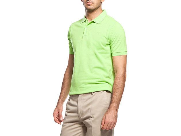 Dockers férfi piké póló kiwi zöld (dockers_260820043) (XXL)
