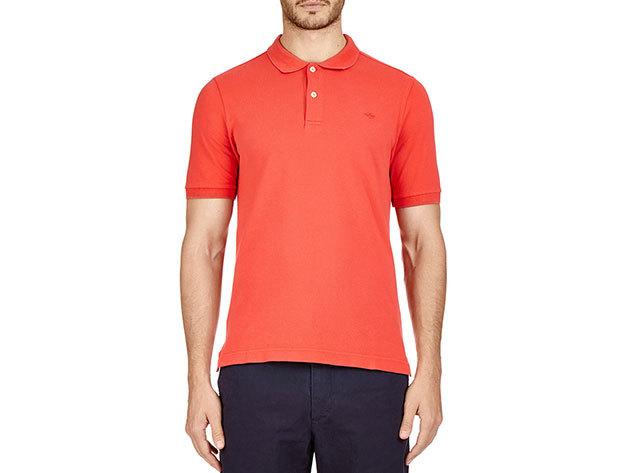 Dockers férfi piké póló piros (dockers_260820046) (L)