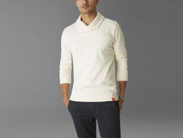 Dockers férfi pulóver törtfehér (dockers_280880002) (XXL)