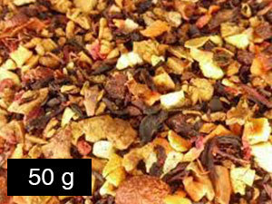 Fűszeres varázs gyümölcstea - 50 gr