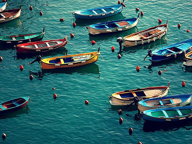 2015 október 22-27. / Cinque Terre, LIGÚRIA CSODÁI - 6nap/5 éj utazással, szállással, reggelivel /fő