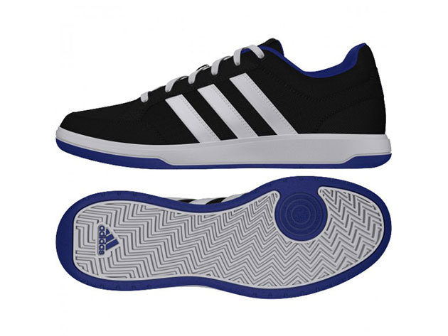 Adidas Oracle VI STR Férfi Cipő (Fekete-Fehér-Lila) B40192 (39 1/3, D6)