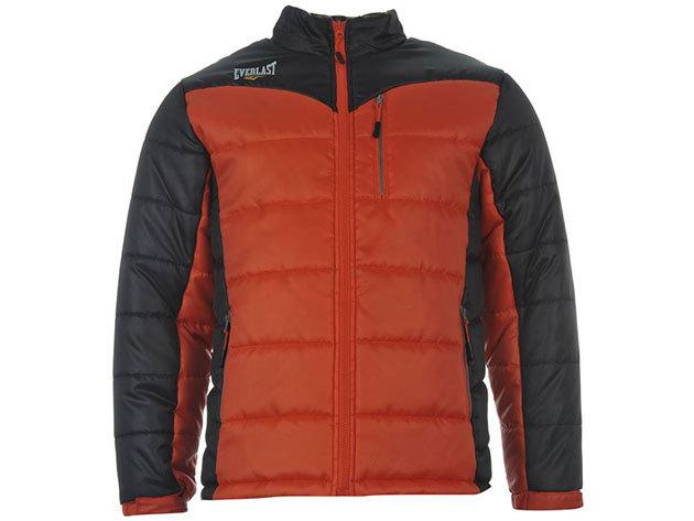 Everlast PD férfi dzseki narancs színben (60922512_SM) - választható méret S-XXL