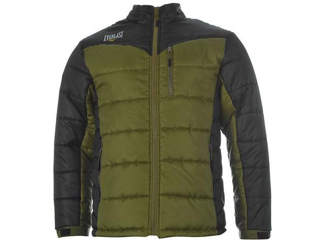 Everlast PD férfi dzseki zöld színben (60922590_SM) - választható méret S-XL