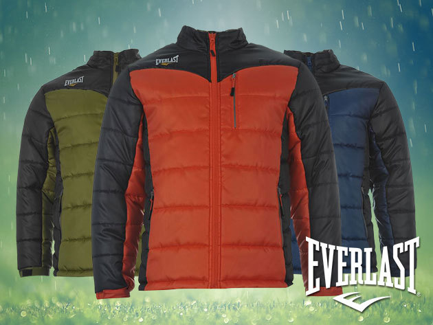 Everlast PD férfi átmeneti dzseki a hűvös őszi napokra / S-XXL méretben, 4 színben