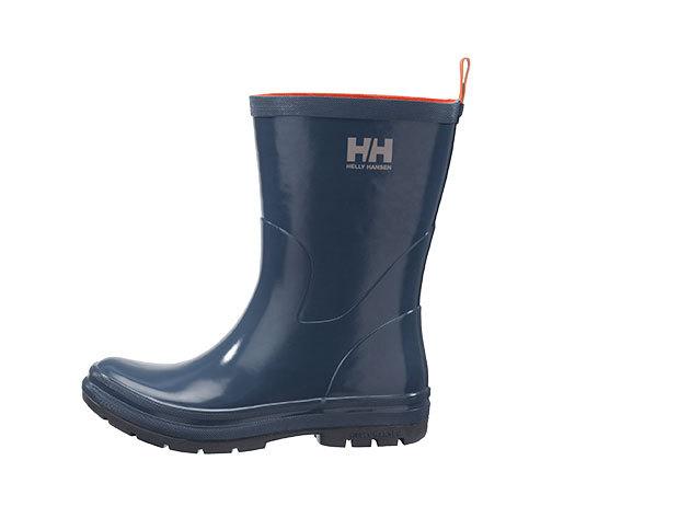 Helly Hansen W MIDSUND ARCTIC GREY / PENGUIN / E 35/5 (10861_579-5)
