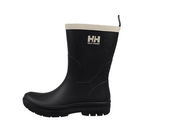 Helly Hansen W MIDSUND BLACK/NATURA 38/8 (10861_990-8)