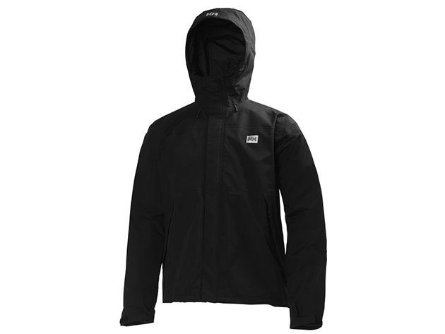 Helly Hansen VANCOUVER JACKET BLACK M (62206_990-M)