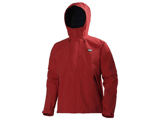 Helly Hansen VANCOUVER JACKET ALERT RED L (62206_222-L)