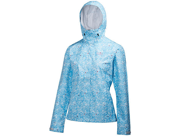 Helly Hansen W NINE K JACKET BRIGHT SKY FLORAL S (62300_599-S)