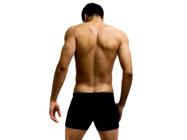 5+1 alkalmas hát SHR tartós szőrtelenítése férfiaknak
