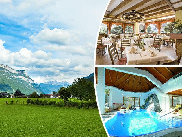 Utószezon Karintiában - 4 nap/3 éjszaka 2 fő részére félpanziós ellátással és wellnessel Nassfeld közelében / Hotel Kürschner ****