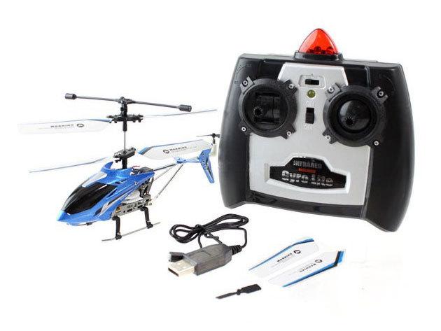Távirányítású helikopter az igazi légi kalandokhoz