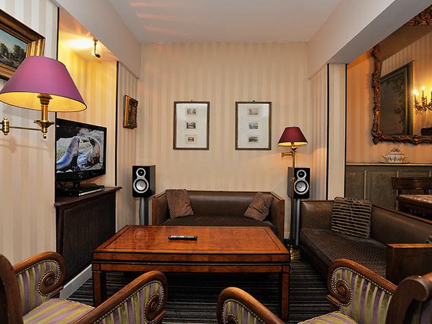 Hosszú hétvége Párizsban! - Hôtel George Sand - 4 nap / 3 éjszaka 2 fő részére, svédasztalos reggelivel