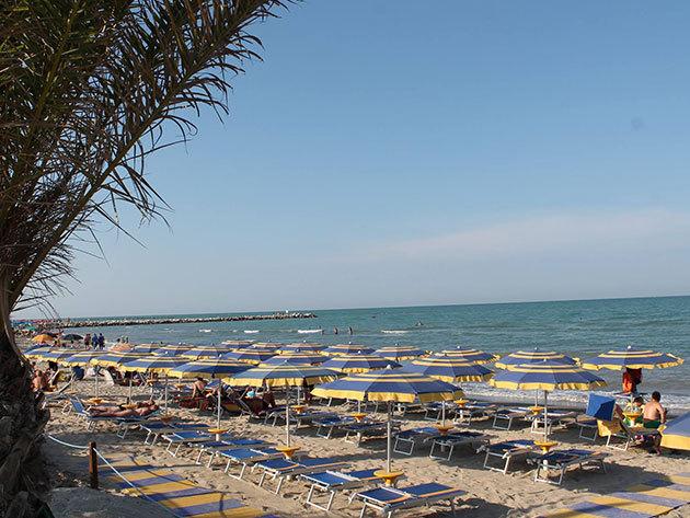 Olaszország - 6 nap/5 éjszaka az Adriai-tenger partján All inclusive ellátással és wellnessel 2 fő részére - Hotel San Remo***