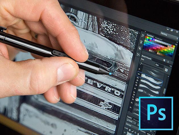 Photoshop tanfolyam a gabor* photography-val / 4 alkalmas gyakorlati műhely kezdő felhasználóknak a IX. kerületben