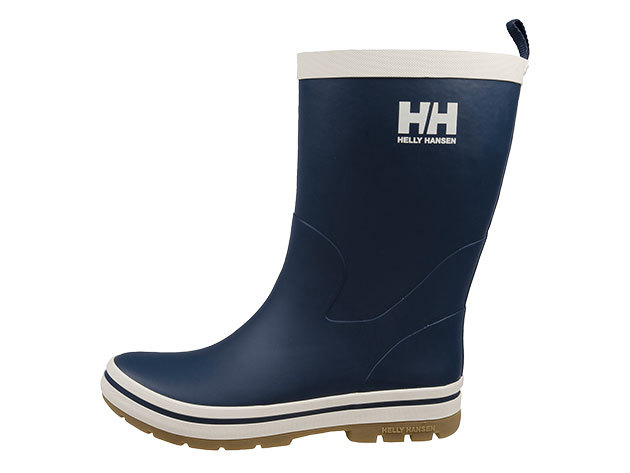 Helly Hansen MIDSUND NAVY / OFF WHITE / GUM 43/9.5 (10860_597-9.5)