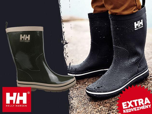Helly Hansen MIDSUND férfi gumicsizma az esős napokra - kényelmes, strapabíró, divatos