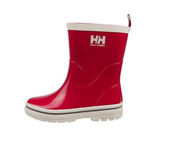 Helly Hansen JK MIDSUND RED/OFF WHITE/SILVER REFL 26-27/10 (10862_162-10)