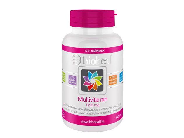 Multivitamin 1350 mg (70 kapszula/doboz)