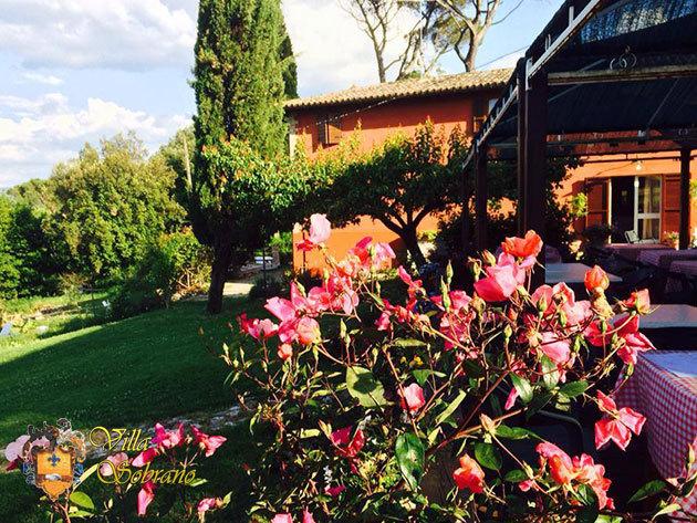 Toszkána ősszel! 4 nap/3 éjszaka 2 felnőtt részére a Villa Sobranoban, reggelis ellátással és medence használattal
