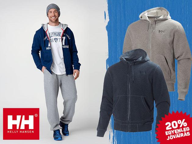 Helly Hansen sportruházat - meleg pulóverek és nadrágok prémium minőségben, +20% egyenleg jóváírás!