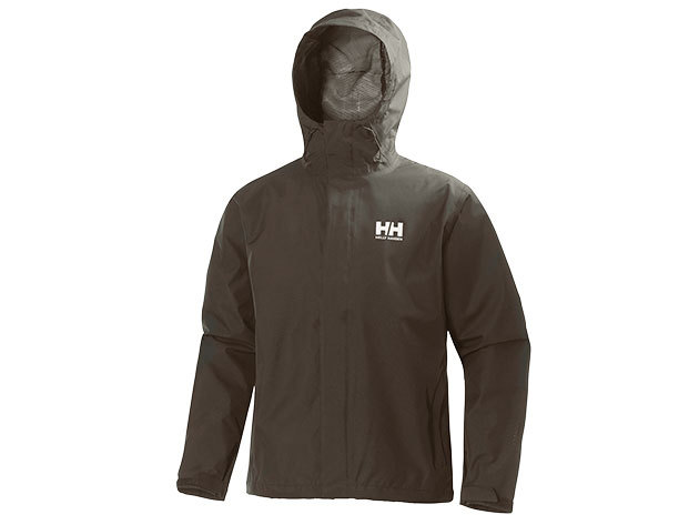 Helly Hansen SEVEN J JACKET SOIL GREEN S (62047_272-S)