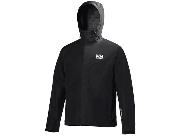 Helly Hansen SEVEN J JACKET BLACK XXXXL (62047_992-4XL)
