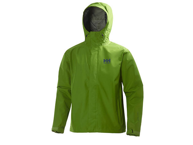 Helly Hansen SEVEN J JACKET PARK GREEN L (62047_442-L)