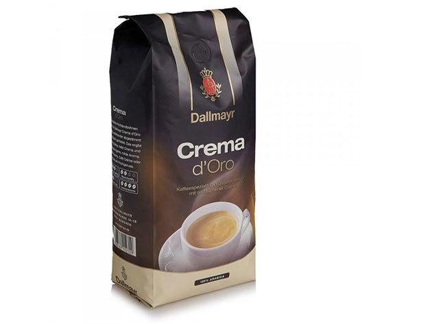 Dallmayr Crema d'Oro szemes kávé / 1 kg