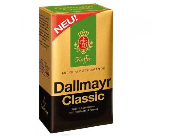 Dallmayr Classic szemes kávé / 0,5 kg
