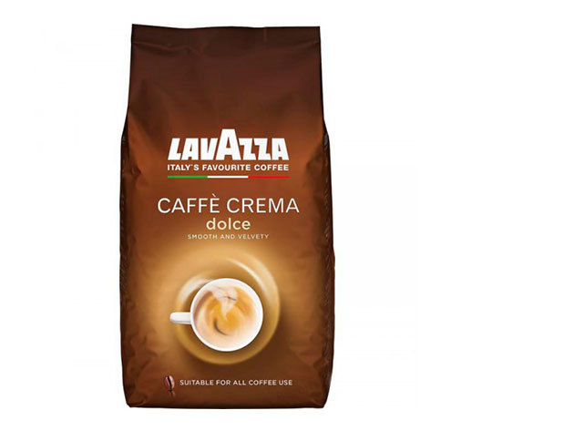 Lavazza Caffé Crema DOLCE szemes kávé / 1 kg