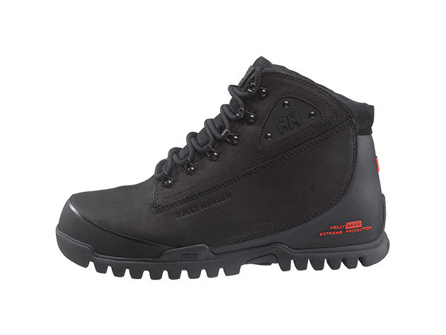 Helly Hansen KNASTER 3 JET BLACK / TABASCO 42.5/9 (10520_993-9)