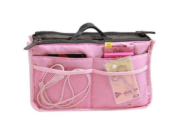 Minőségi, praktikus táskarendező - PINK