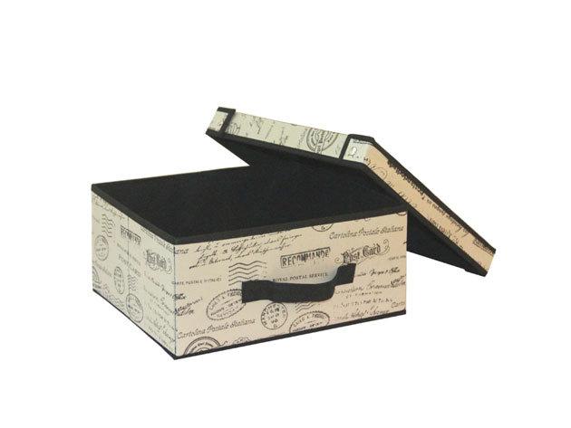 Tároló doboz (KTSB6310-S) 34x29x15cm