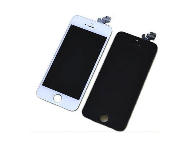 Kijelző csere iPhone 4/4s telefonokra üvegfólia felrakással együtt