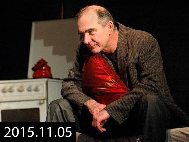 William Gibson: Libikóka 2015. november 5., 19:00 / Pinceszínház