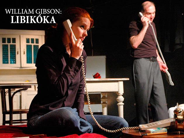William Gibson: Libikóka - Dobó Kata és Szervét Tibor főszereplésével / november 5. (csütörtök) - Pinceszínház