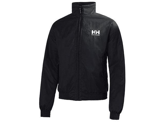 Helly Hansen TRANSAT JACKET BLACK M (55967_990-M)