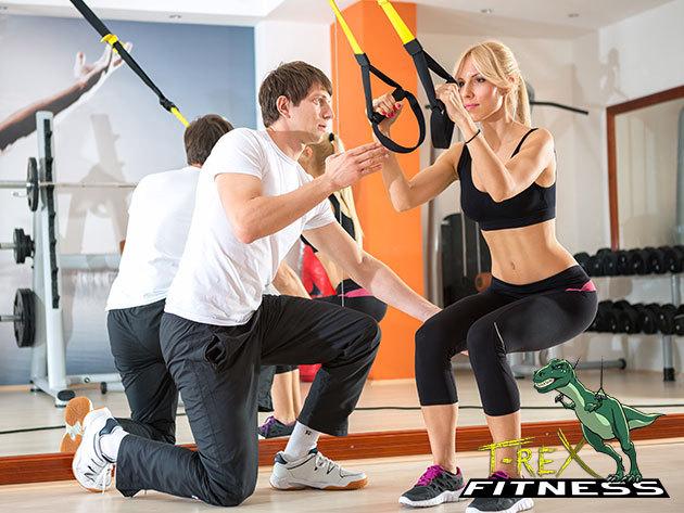 TRX vagy Cross Training edzések a belvárosi T-ReX Fitness jóvoltából - 3 alkalmas egész napra szóló, vagy 4 alkalmas délelőtti bérlet