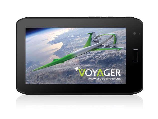 """BluePanther Voyager GPStab - 7"""" Android 4.0 tablet"""