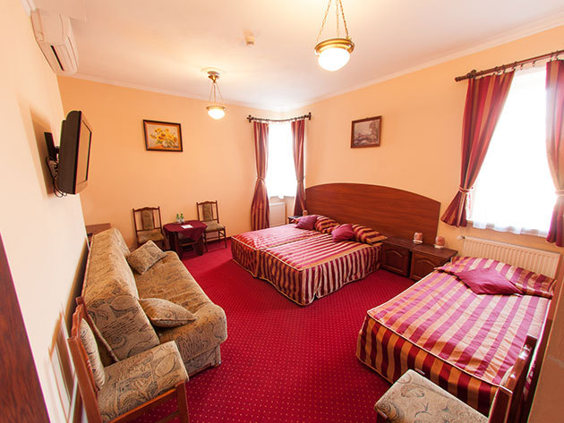 3 nap szállás Krakkó közelében 2 fő részére reggelivel + 1 vacsorával (Wieliczka) Hotel Galicja