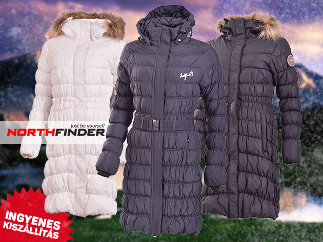 f4dc59ddb4 NorthFinder LAINEY és SAVANNAH női hosszú téli kabátok (S-XL) - lélegző,  szélálló anyag, prémium minőség! A HÁZHOZ SZÁLLÍTÁS INGYENES!