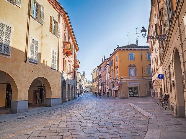 Észak-olasz pihenés Párma közelében: 2-4 éjszaka szállás 2 fő részére reggelis ellátással / Hotel Ilga***