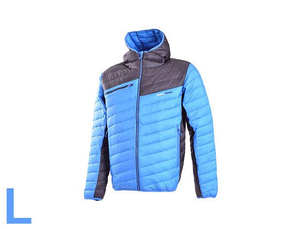 NorthFinder férfi kabát YAHIR (BU-3199OR 302) - L méret