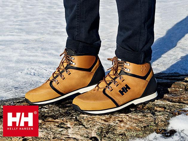 bf26deb71deb Helly Hansen KOPPERVIK férfi téli bakancs - városi stílus, prémium bőr  felsőrésszel, időjárás elleni védelemmel