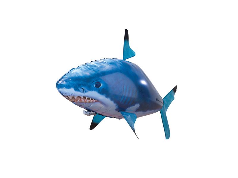 Távirányítható óriás repülő cápa