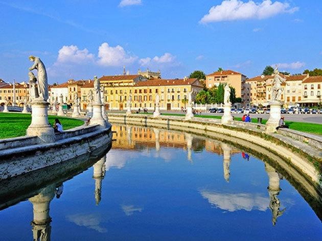 4 nap/3 éjszaka 2 főnek reggelivel: Észak-olasz kikapcsolódás, Le Calandre Hotel (Rubano)