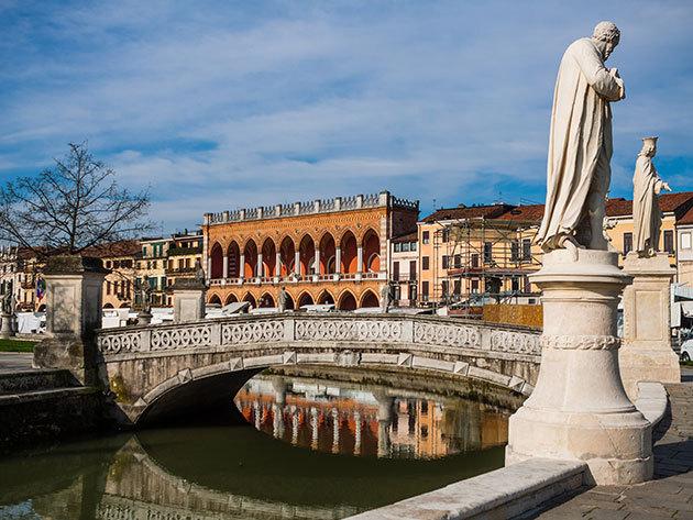 Észak-olasz kikapcsolódás Padova közelében (Rubano) 2 fő részére reggelivel - 3, 4, 5 vagy 6 nap / Le Calandre Hotel***